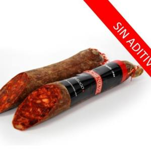 Chorizo Ibérico de Bellota Cular SIN ADITIVOS